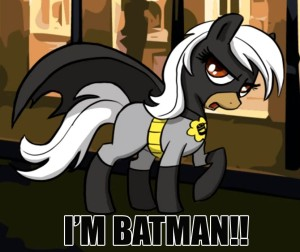 BATMAN BEIGNET