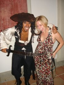 Never met a pirate I didn't like.