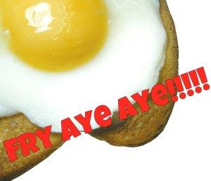 Egg on Yo FACE